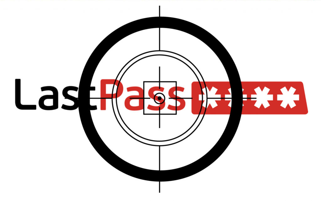 Breaking LastPass vaults logo