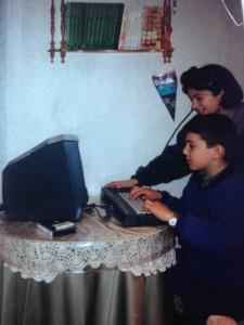 Me at age 8