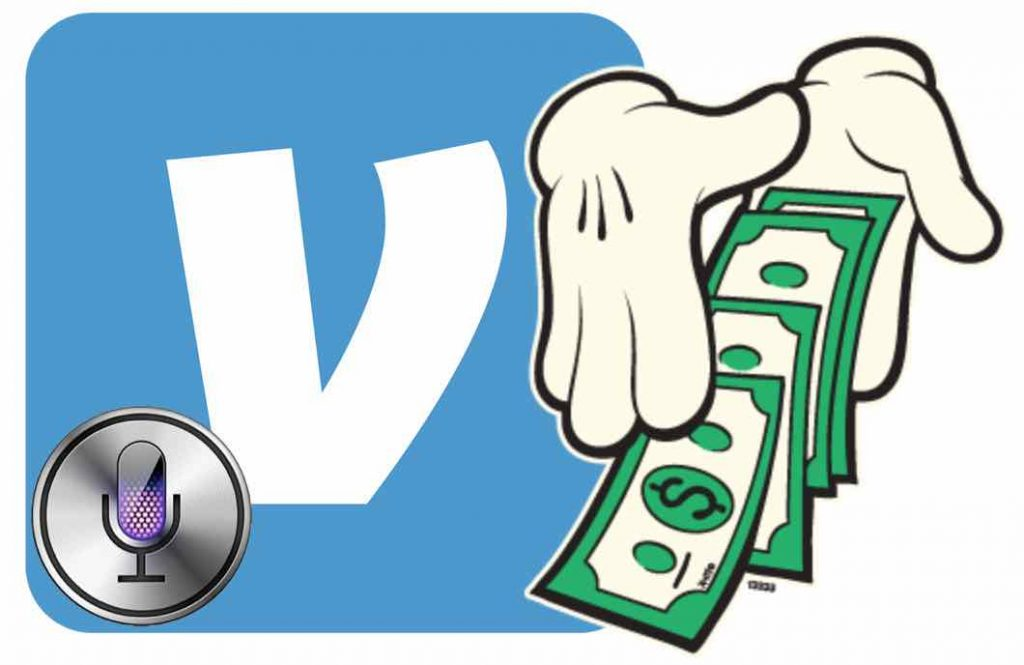 Venmo post logo