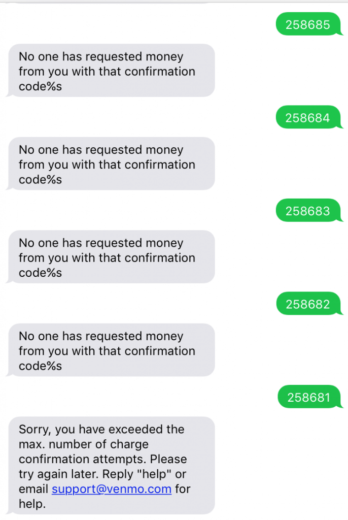 How to steal $2,999 99 in less than 2 minutes with Venmo and Siri