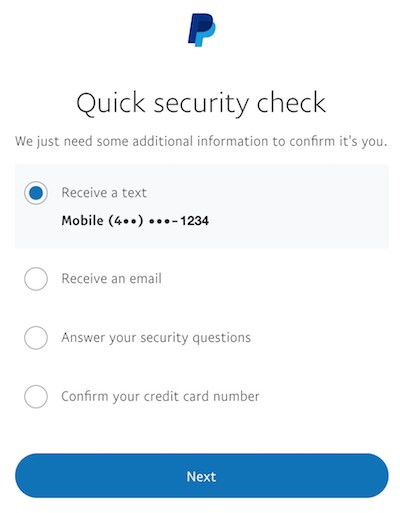Password reset shows 5 digits